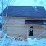 Строительство домов и бань (11)