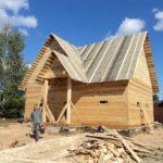 Строительство домов и бань (2)