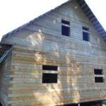 Строительство домов и бань (25)