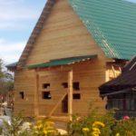 Строительство домов и бань (28)