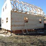 Строительство домов и бань (33)