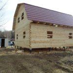 Строительство домов и бань (36)