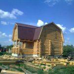 Строительство домов и бань (40)
