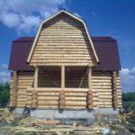 Строительство домов и бань (41)
