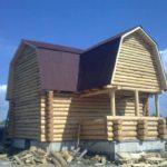 Строительство домов и бань (42)