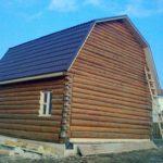 Строительство домов и бань (45)