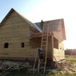 Строительство домов и бань (7)