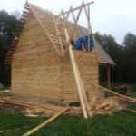 Строительство домов и бань (9)