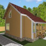 Дом из бруса Ковров (3)