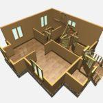 Дом из бруса Муром (7)