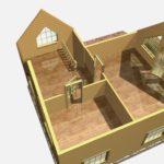 Дом из бруса Ногинск (2)