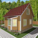 Дом из бруса Суздаль (3)