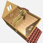 Дом из бруса Суздаль (8)