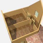 Дом из бруса Жуков (2)