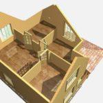 Проект дома Одинцово (8)