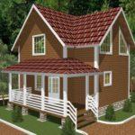Проект дома Реутов (1)