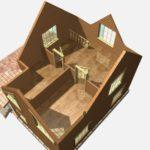 Проект дома Реутов (2)