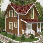 Проект дома Рязань (1)