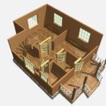 Проект дома Рязань (3)