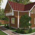 Проект дома Рязань (7)