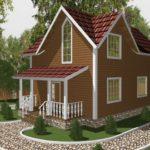 Проект дома Рязань (8)