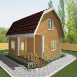 Проект дома Тула (1)