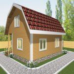 Проект дома Тула (2)